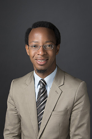 Akil Alleyne staff photo