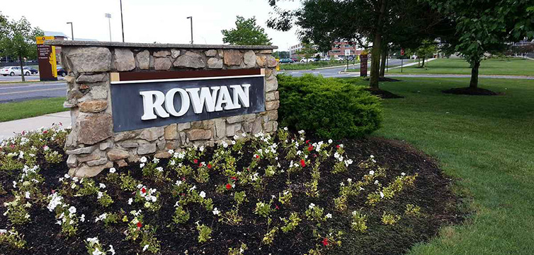 Rowan-University-sign-feat