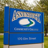 Asnuntuck Community College: Student Recording Conversation with Governor Suspended, Deprived of Fair Hearing