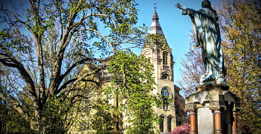 Notre Dame Defends Rejection of 'Redundant' Student Group Amid Controversy