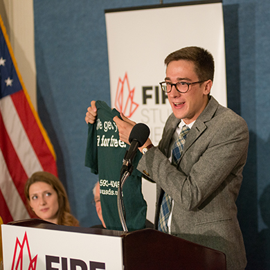 FIRE's Stand Up For Speech Litigation Project