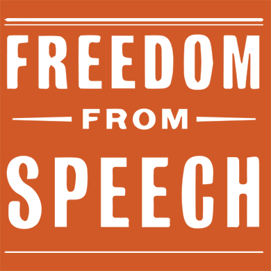 Pre-Order 'Freedom From Speech' Today!