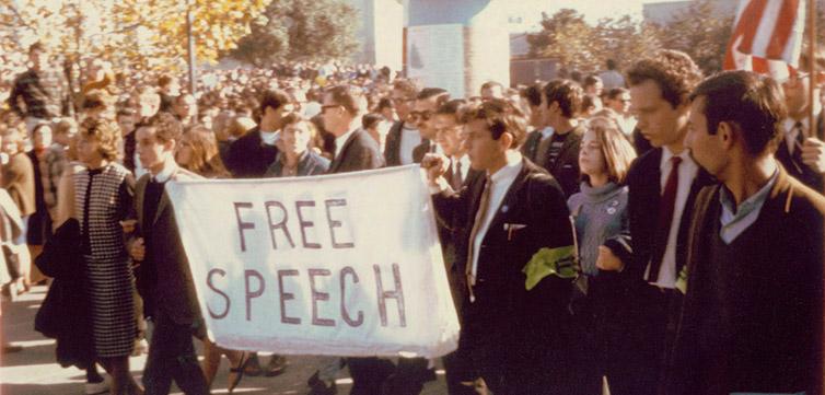 Berkeley free speech color -feat