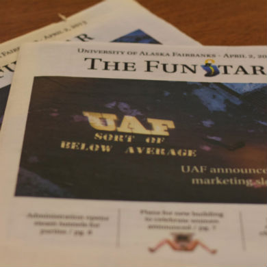 VIDEO: University of Alaska Fairbanks Newspaper Investigated for Nearly a Year for Protected Speech