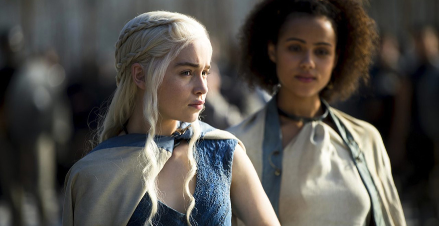 Victory: College Backtracks After Punishing Professor for 'Game of Thrones' Picture