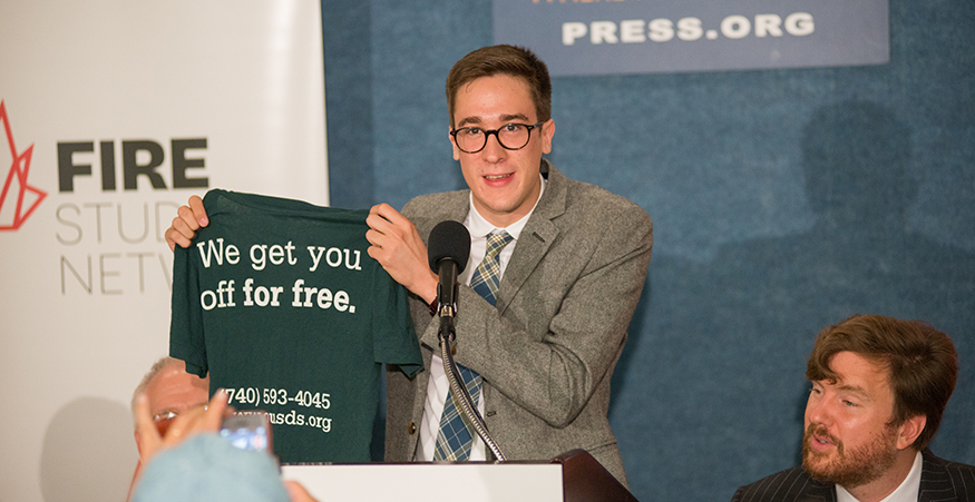 Students, FIRE Go Four-for-Four as Ohio U. Settles Speech Code Lawsuit