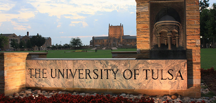 University of Tulsa-feat