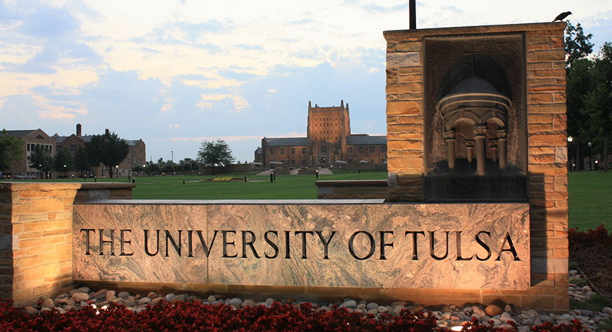 U. of Tulsa Suspends Student for Someone Else's Facebook Post