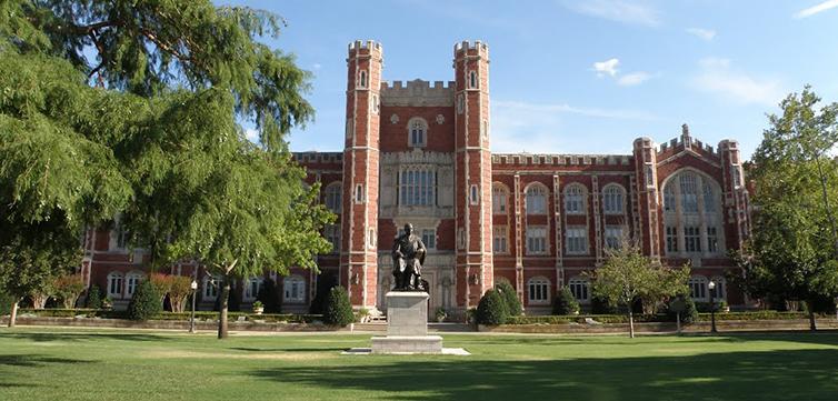University of Oklahoma-feat