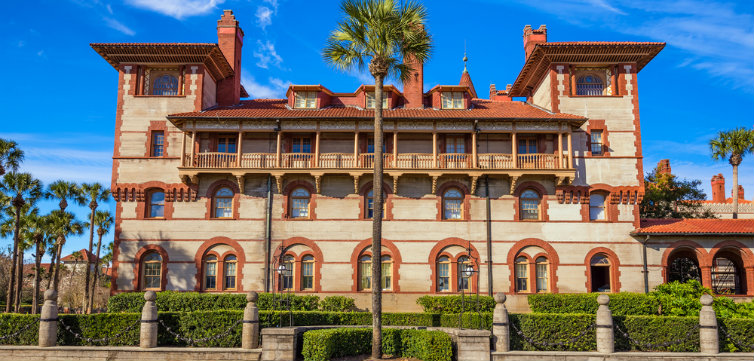 flagler college st. augustine florida feat