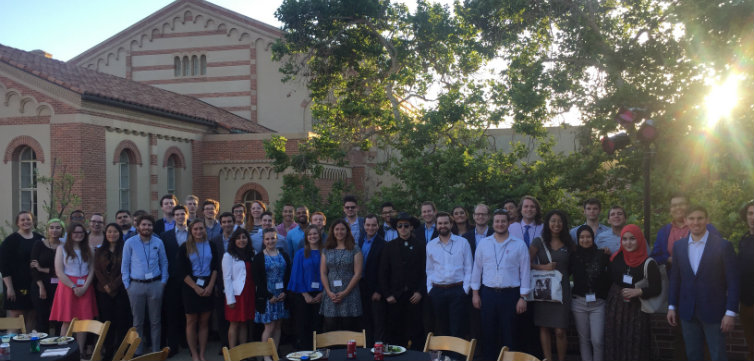 fsn fire regional conference la group shot ucla feat
