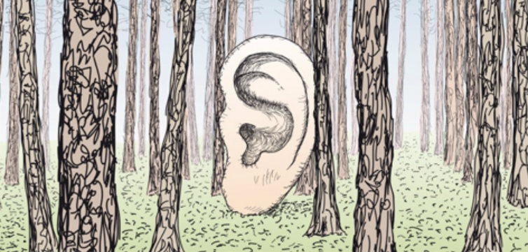 right to listen hear ear feat