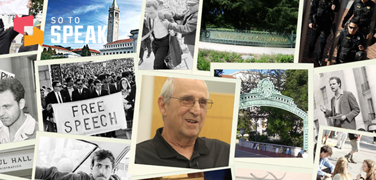 So to Speak podcast: Berkeley then and now
