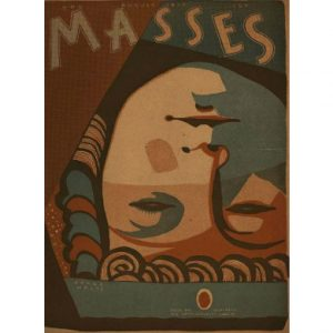 Masses Cover 1917