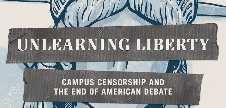 Unlearning Liberty cover