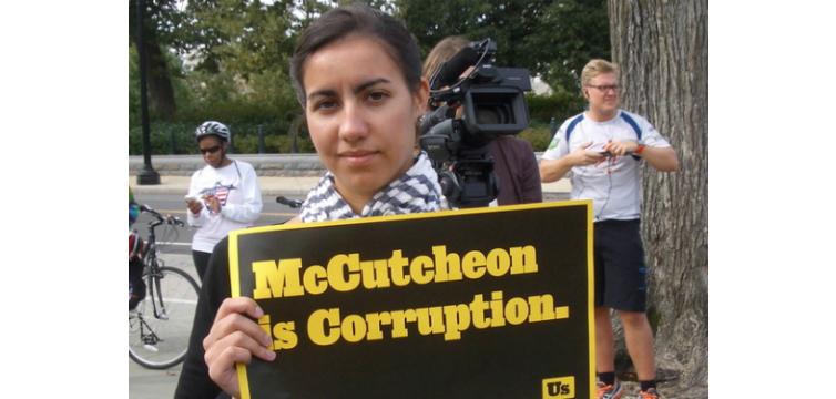 McCutcheon Protester feature