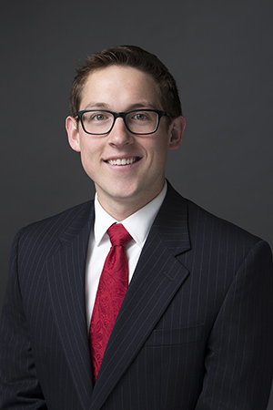 Nate O'Connor staff photo
