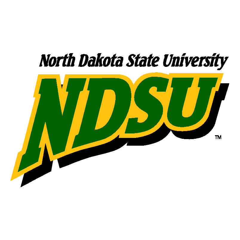 North Dakota Football Logo North Dakota State Football