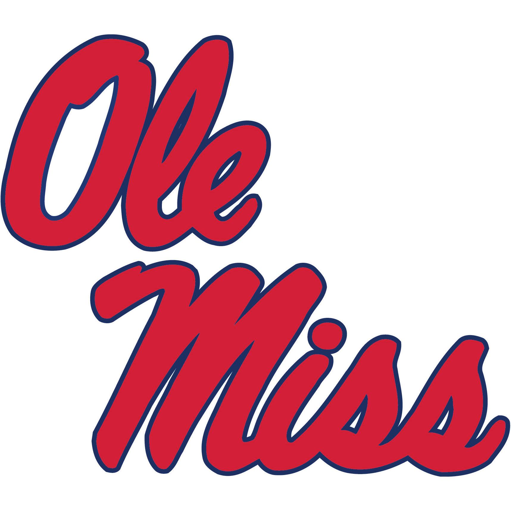 Ole Miss Logo University of M...