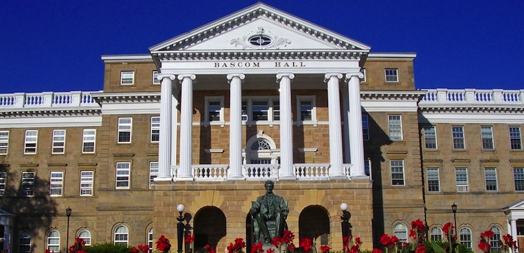 Bascom Hall U. Wisconsin