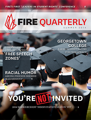 FIRE Summer Quarterly 2014