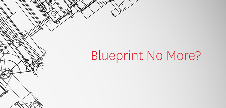 blueprint no more