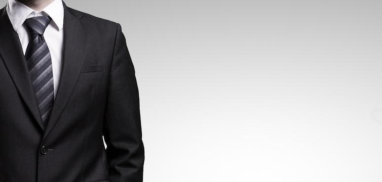 business suit-feat