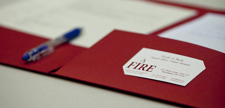 FIRE folder-feat