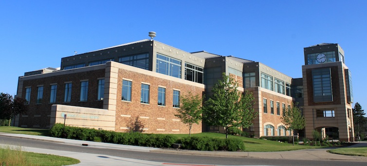 Bruce T. Halle Library at Eastern Michigan University
