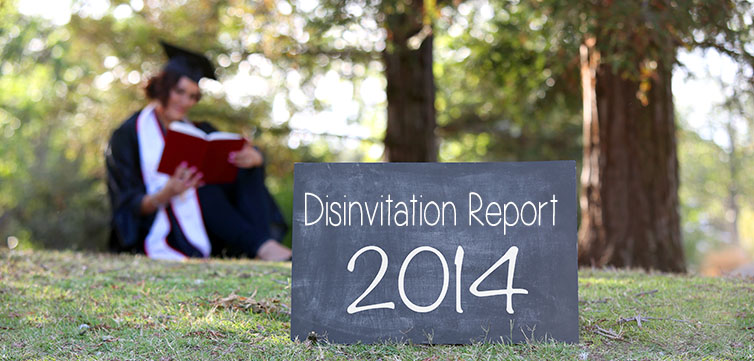disinvitation report-2014-feat