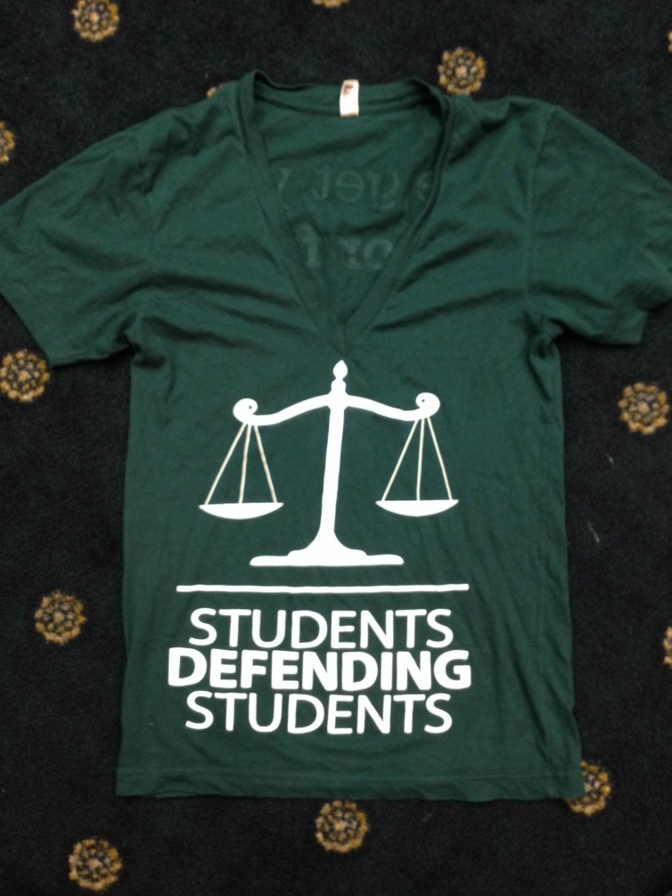 Ohio U T-shirt front