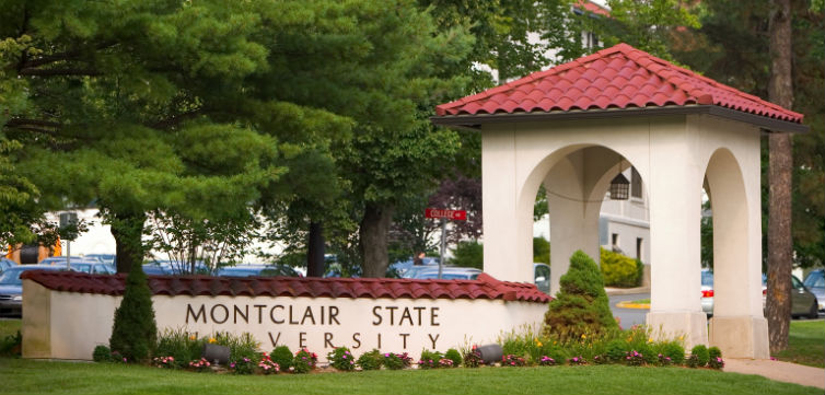 Montclair State University, ignoring questions about Twitter controversy, penalizes another professor