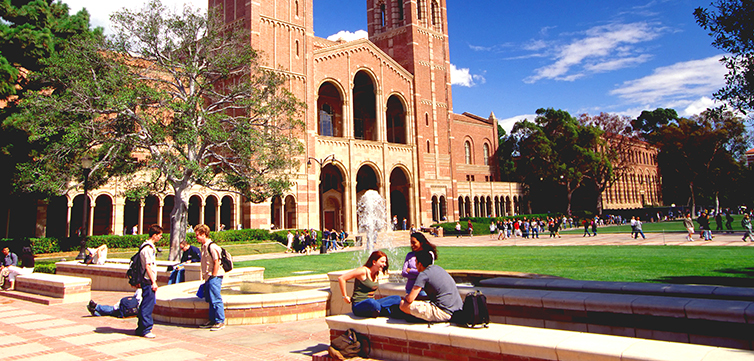 University of California Los Angeles-feat