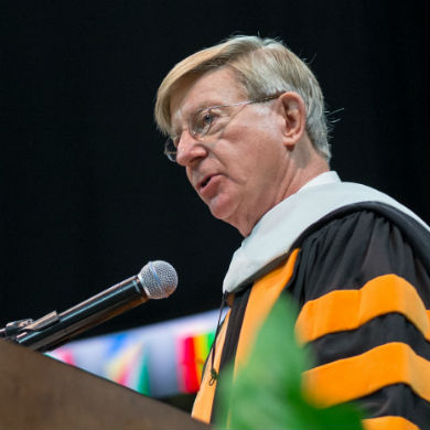 George Will Surveys Campus Free Speech, Hails FIRE's Lukianoff at Yale's Disinvitation Dinner