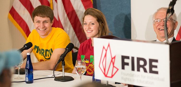 Iowa State University SUFS press conference-feat