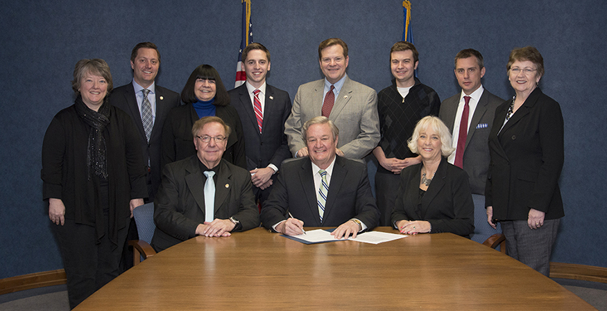 With New Law, North Dakota Guarantees College Students' Right to Attorney