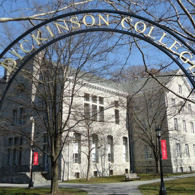 Speech Code of the Month: Dickinson College