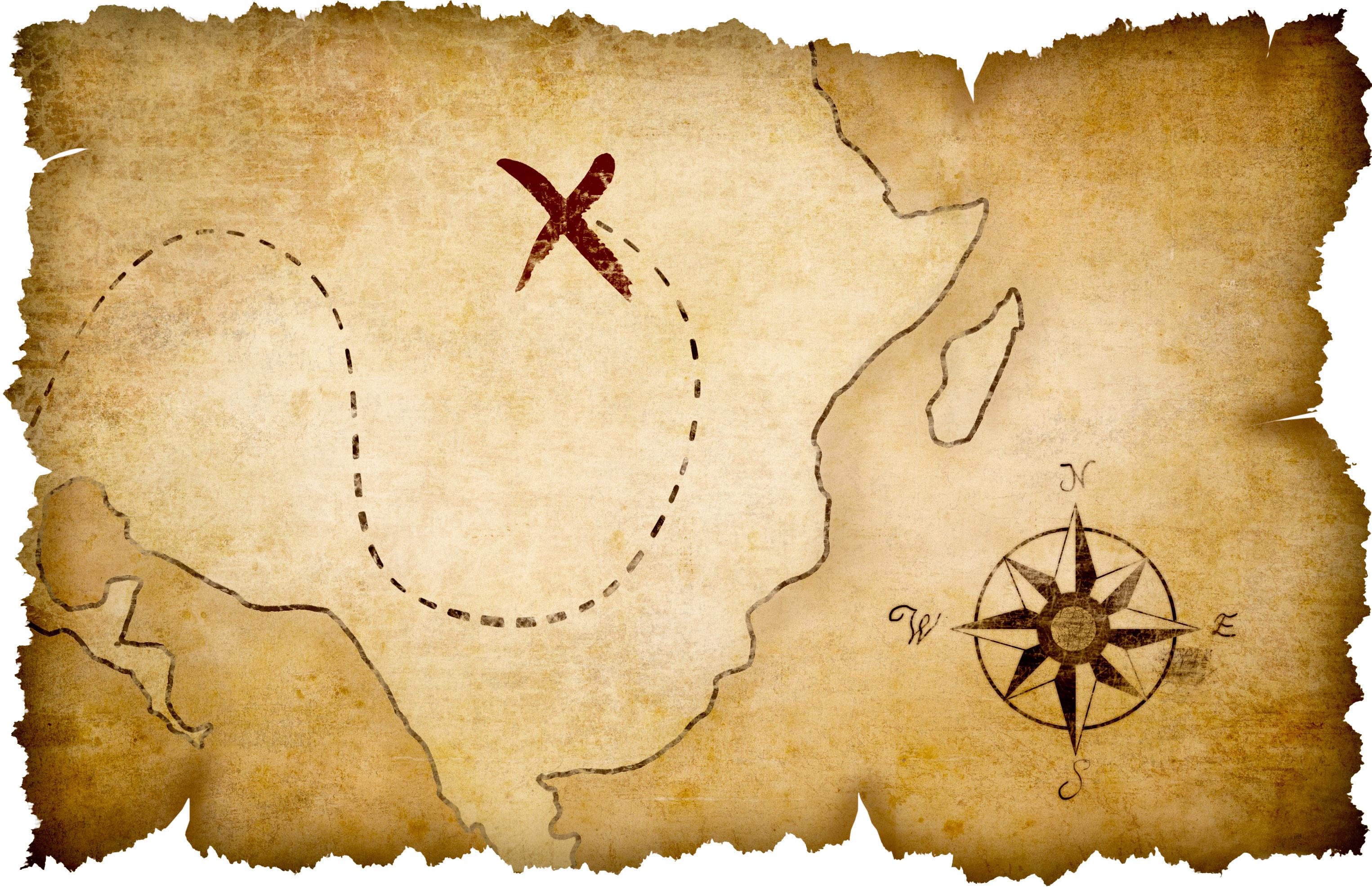 wmu pirate map lost policies