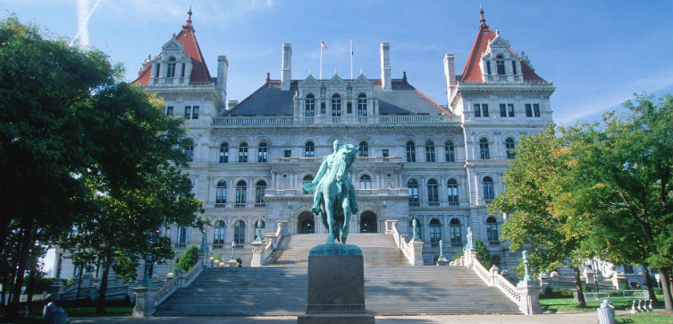 NY state capital feature
