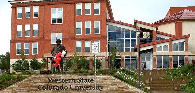 Western Colorado University >> Western State Colorado University Earns Fire S Highest