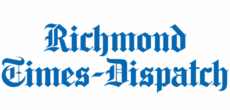 richmond times dispatch logo feat