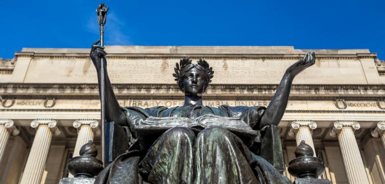Columbia University feat