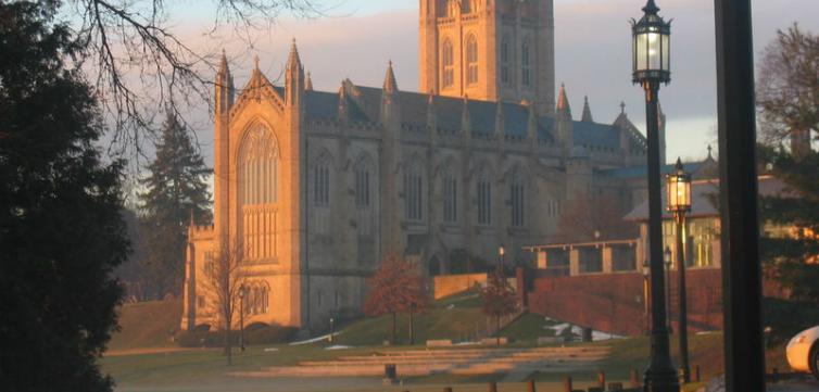 Trinity College Chapel feat