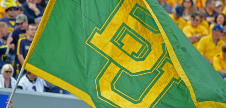 baylor flag feat