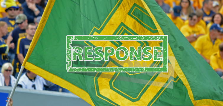 baylor response flag feat