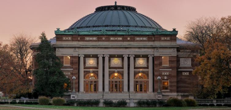 University of Illinois Urbana feat