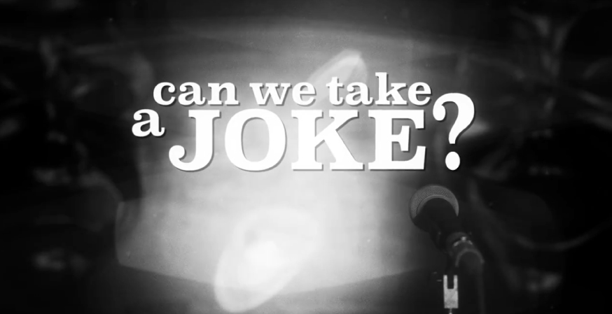 'Can We Take A Joke?' to Make World Premiere at DOC NYC