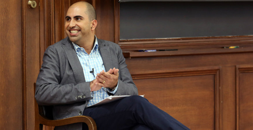 Steven Salaita Settles Lawsuits with University of Illinois