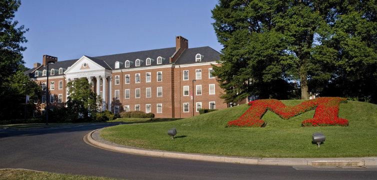 university of maryland campus feat