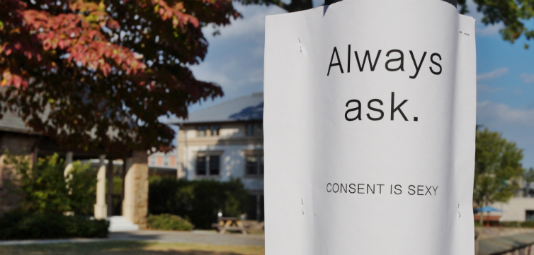 princeton always ask consent is sexy sign feat